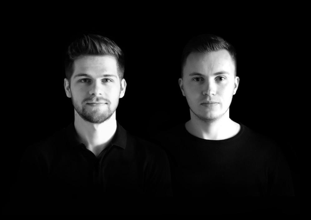 Mateusz Smoter i Damian Strug  - autorzy pracy konkursowej